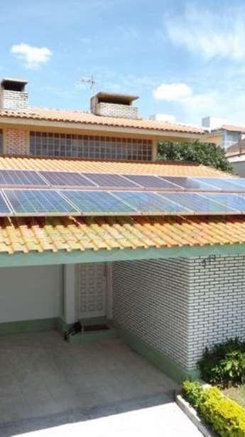Foto Sistemas de Energia Solar Fotovoltaicos