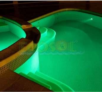Foto: Iluminação de piscinas com LED