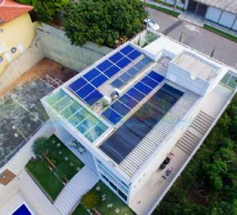 Foto: Sistemas de Energia Solar Fotovoltaicos